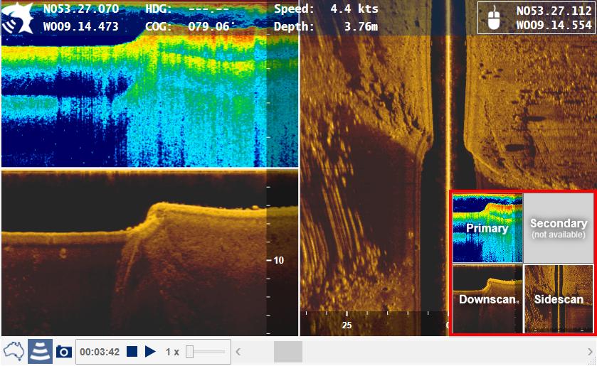 ReefMaster Sonar Viewer
